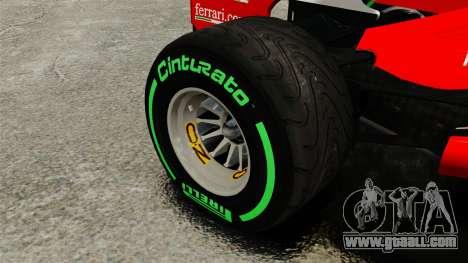 Ferrari F2012 for GTA 4