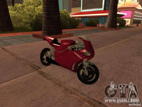 Turbine Superbike for GTA San Andreas