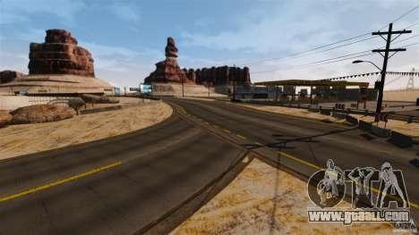 Ambush Canyon for GTA 4 seventh screenshot