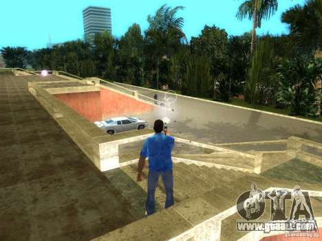 New Reality Gameplay for GTA Vice City third screenshot