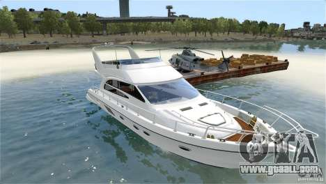 Luxury Yacht for GTA 4