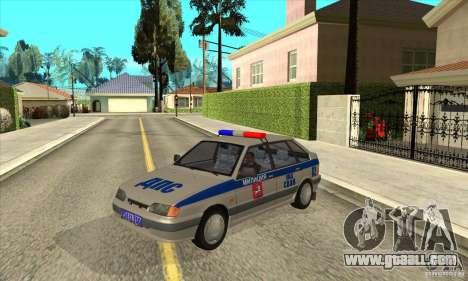 ВАЗ 2114 DPS for GTA San Andreas