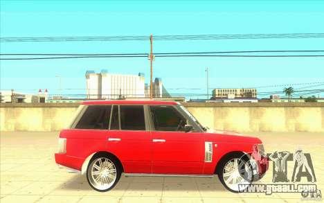 Arfy Wheel Pack 2 for GTA San Andreas sixth screenshot