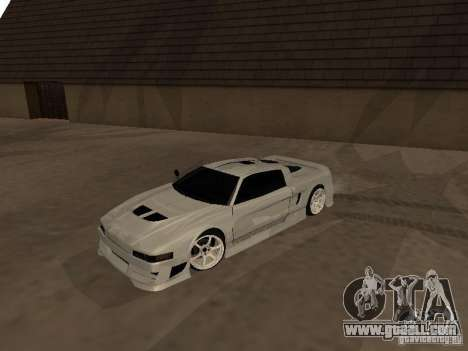 Infernus GT for GTA San Andreas