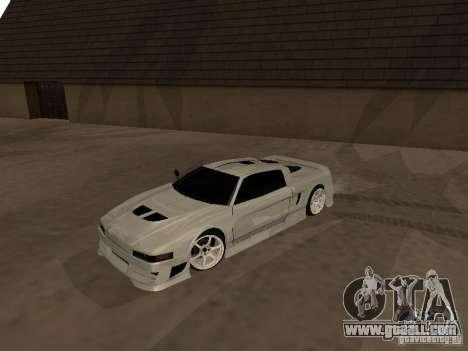 Infernus GT for GTA San Andreas