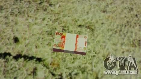 Indonesian money for GTA 4