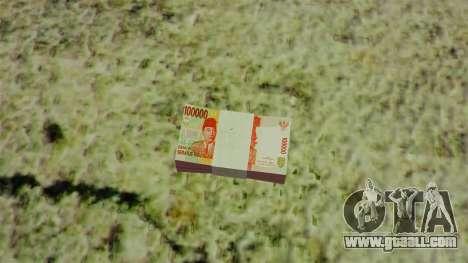 Indonesian money for GTA 4
