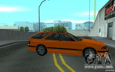 Stratum of GTA IV for GTA San Andreas side view