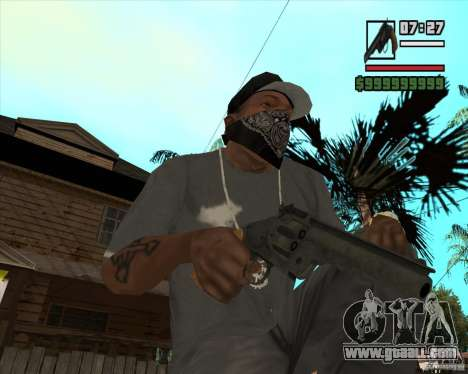 Call of Juarez Bound in Blood Weapon Pack for GTA San Andreas