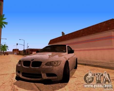 ENBSeries by DeEn WiN v2.1 SA-MP for GTA San Andreas second screenshot