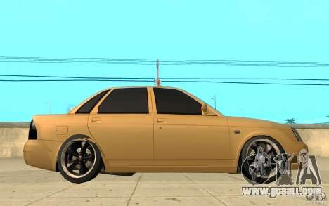 Wheel Mod Paket for GTA San Andreas