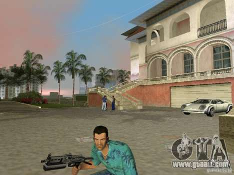 Superior Park National Weapons for GTA Vice City third screenshot