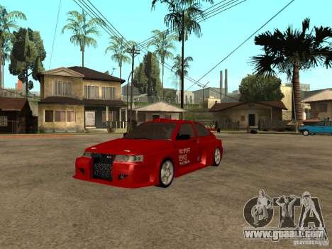 VAZ-2112 Red Devil for GTA San Andreas