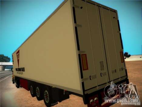 Kenworth T2000 v 2.5 for GTA San Andreas right view
