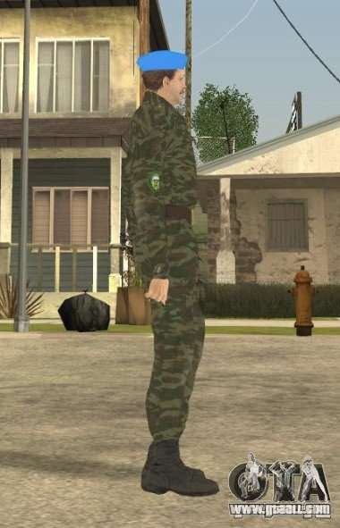 VDVšnik for GTA San Andreas second screenshot