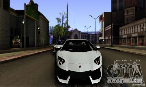 RAGE ENB for GTA San Andreas