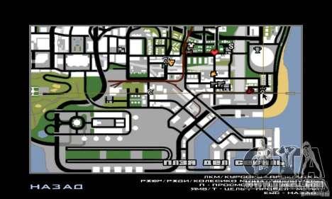 Niko Bellic for GTA San Andreas forth screenshot