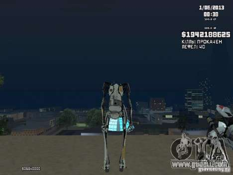 P-body for GTA San Andreas