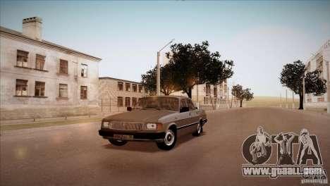 GAZ 31029 for GTA San Andreas