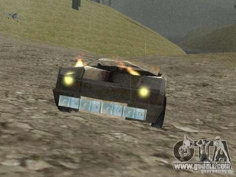 GhostCar for GTA San Andreas