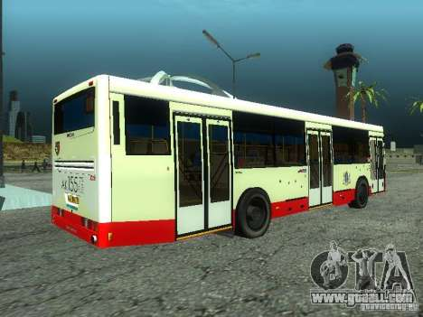 Nefaz 5299 10-32 for GTA San Andreas left view
