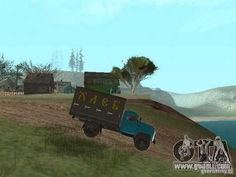 GAZ 52 for GTA San Andreas left view