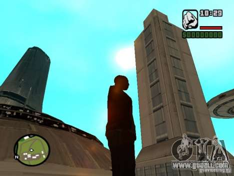 House 4 cadets from the game Star Wars for GTA San Andreas forth screenshot
