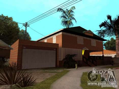 CJ's House in Russian for GTA San Andreas second screenshot