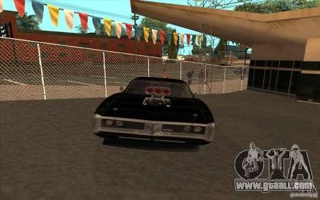 Dukes of GTA4 for GTA San Andreas left view