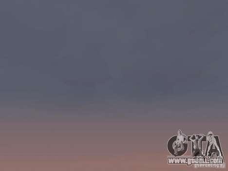 Timecyc - Purple Night v2.1 for GTA San Andreas seventh screenshot