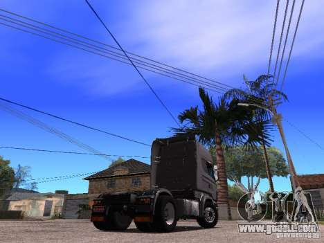 Scania R-440 for GTA San Andreas left view