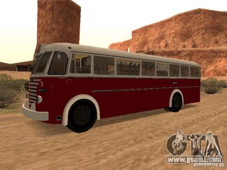 Ikarus 60 for GTA San Andreas left view