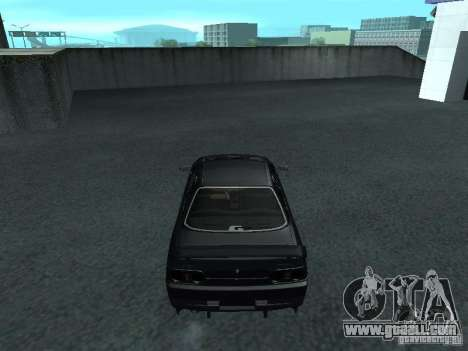 Nissan Skyline R32 Tuned for GTA San Andreas right view