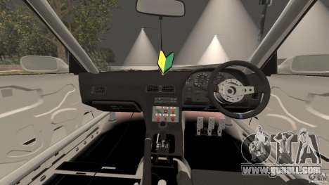 Nissan Silvia S13 DriftKorch [RIV] for GTA 4 back view