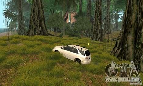 Tropical island for GTA San Andreas fifth screenshot
