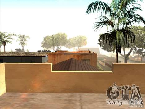 Map for Parkour and bmx for GTA San Andreas sixth screenshot