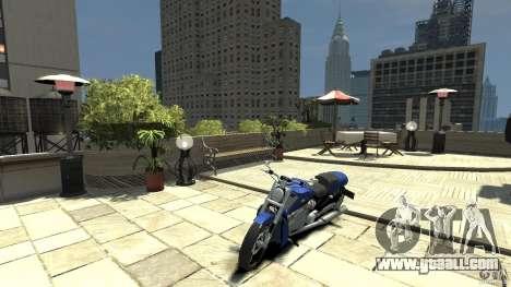 Harley Davidson VRSCF V-Rod for GTA 4