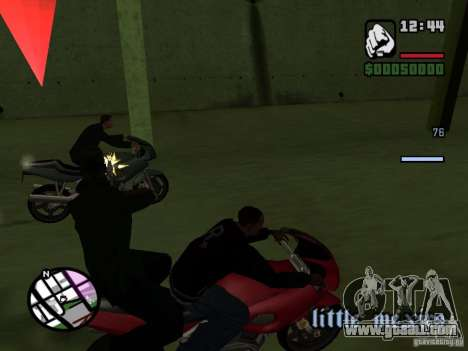 Great Theft Car V1.0 for GTA San Andreas third screenshot