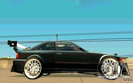 NFS:MW Wheel Pack for GTA San Andreas tenth screenshot