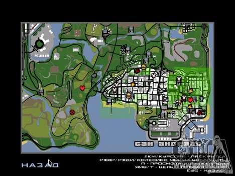 Scary Town Killers for GTA San Andreas third screenshot