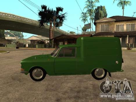 IZH 2715 early version for GTA San Andreas left view
