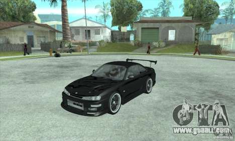 NISSAN SILVIA S14 CHARGESPEED FROM JUICED 2 for GTA San Andreas