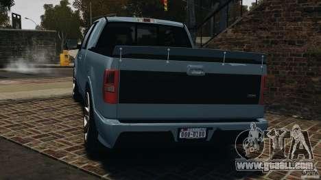 Saleen S331 [Final] for GTA 4 back left view