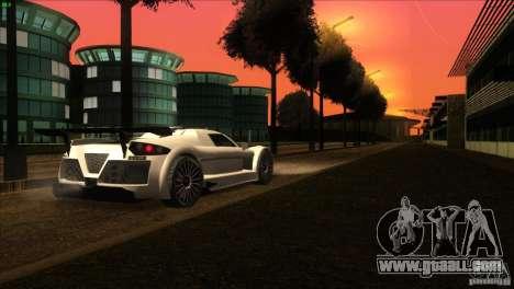Gumpert Apollo for GTA San Andreas