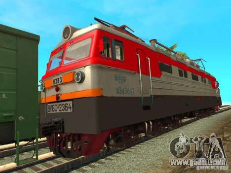 Vl60k 2364 RZD for GTA San Andreas
