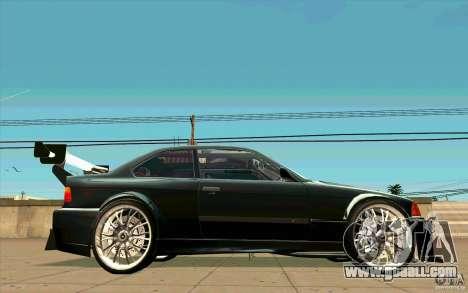 NFS:MW Wheel Pack for GTA San Andreas third screenshot