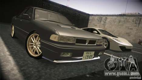 Mitsubishi Galant VR-4 v0.01 for GTA San Andreas left view