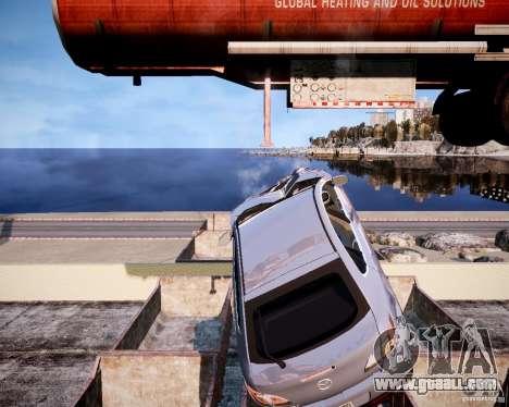 LC Crash Test Center for GTA 4 ninth screenshot