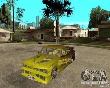 Anadol GtaTurk Drift Car for GTA San Andreas