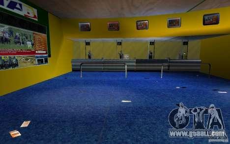 New Bukmejkerskaâ Office for GTA San Andreas forth screenshot